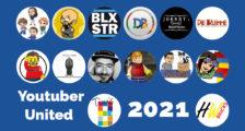 Youtuber United 2021 - ein Kalender für den guten Zweck
