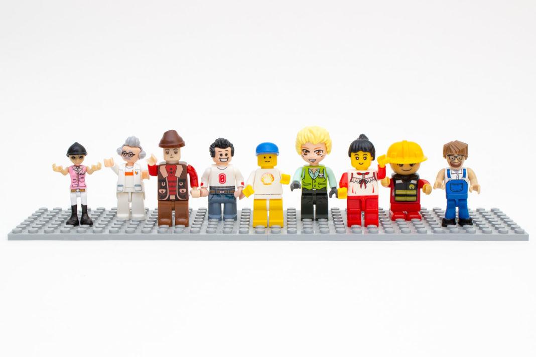 Lego oder nicht Lego, das ist hier die Frage...