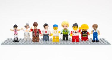 Legos Minifiguren - ein Missverständnis voller Geschichte