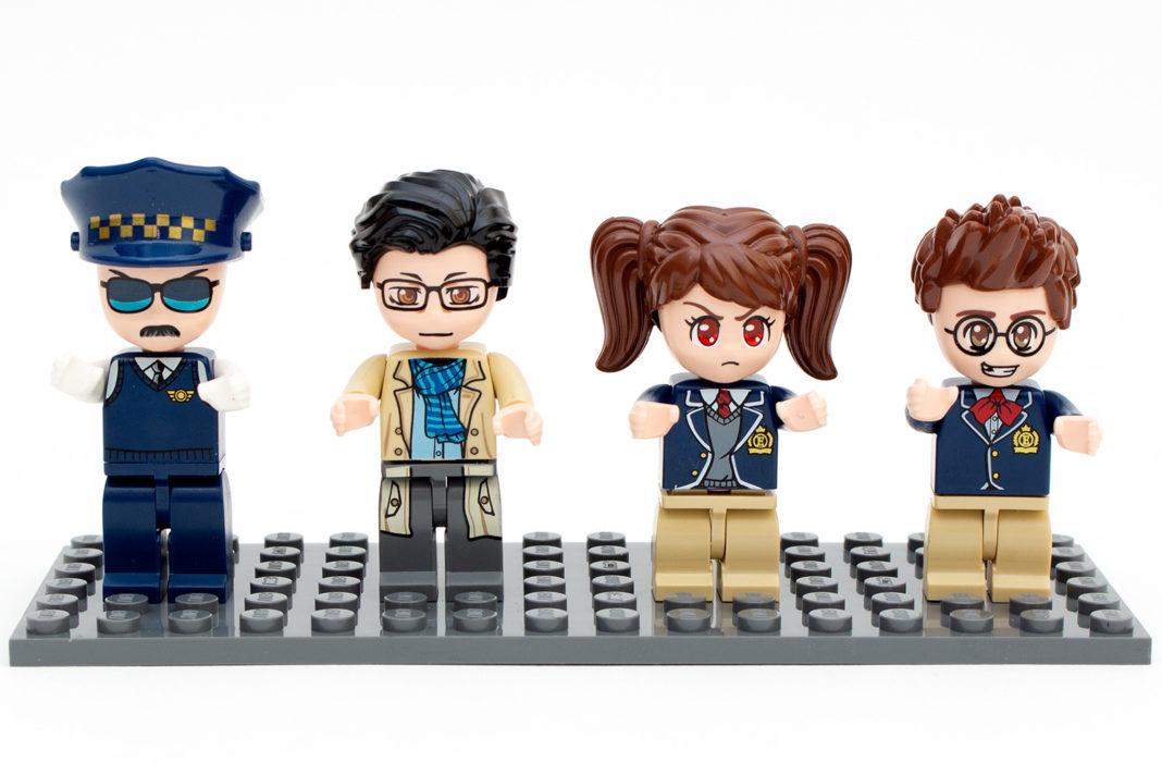 Ob Lego bei den Figuren Unterschiede erkennen wird?