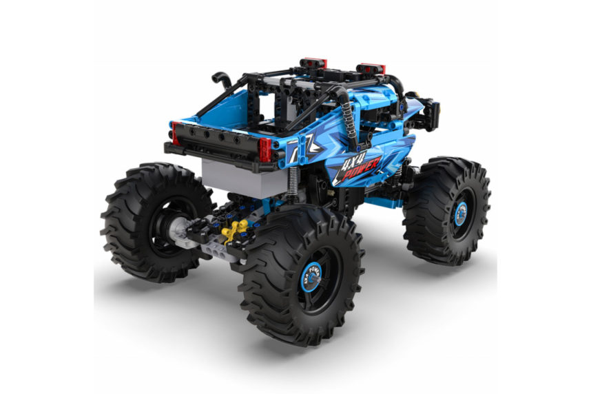 CaDA C61008W Monster Truck (Bildquelle: Freakware/Spielwarenmesse)