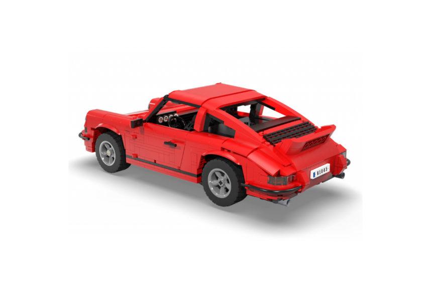 CaDA C61045W Classic Sports Car (Bildquelle: Freakware/Spielwarenmesse)