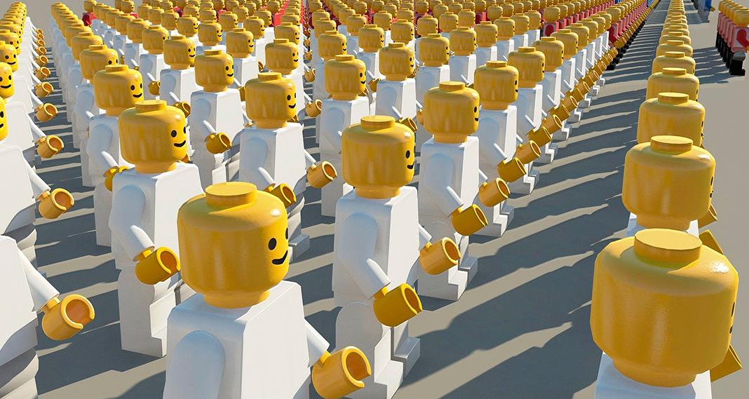 """Lego mahnt """"Bausteinecke"""" ebenfalls ab"""
