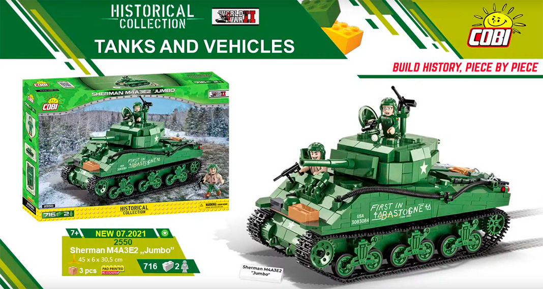 """Sherman M4A3E2 """"Jumbo"""" könnte doch noch im Juni erscheinen"""