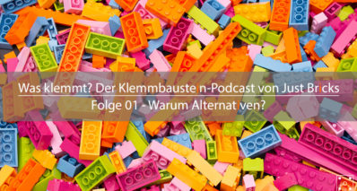 """""""Was klemmt?"""" - Erste Podcast-Folge online"""