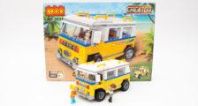 Cogo Creator 3in1 (3031) - Campingbus im Review