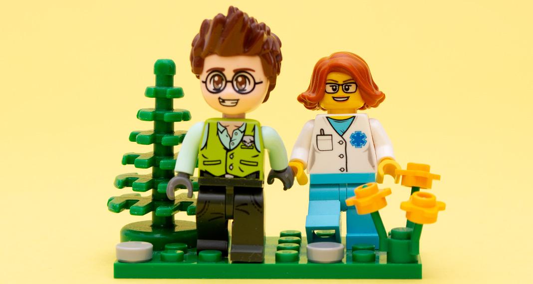 Lego setzt in der Causa Steingemachtes anscheinend auf Deeskalation