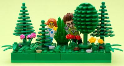 Steingemachtes und Lego beginnen Verhandlungen