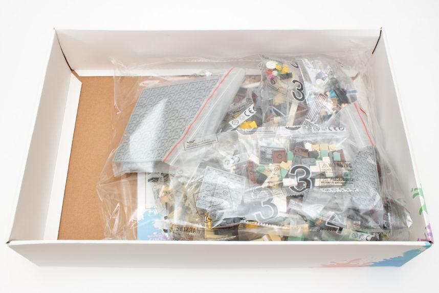 Eine Kiste voller Bauspaß