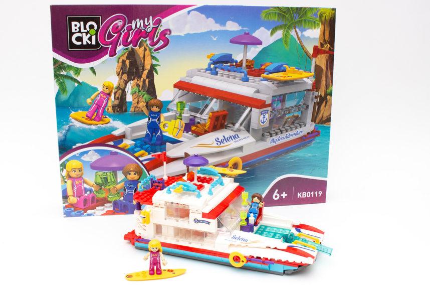 Blocki KB0119 - My Girls Party Yacht im Review