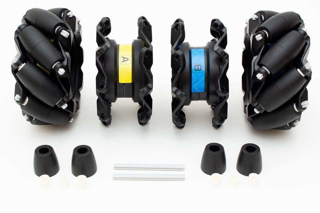 Bei den besonderen Reifen muss auf die richtige Anordnung geachtet werden