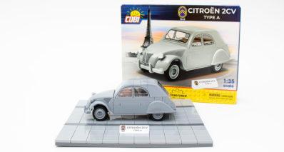 Cobi 24510 - Citroën 2CV Type A im Review
